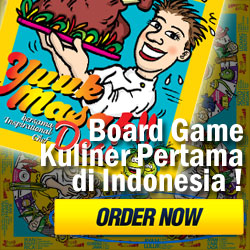 Board Game Yuuk Masak